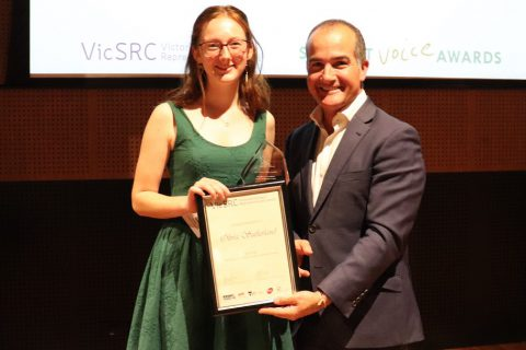 Meet some of Victoria's Student Voice Champions